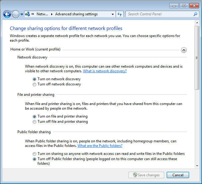 how to change workgroup win 7 pro